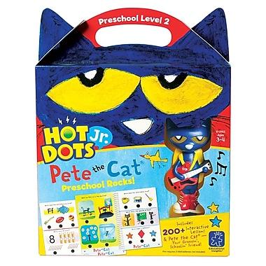 Educational Insights Hot Dots® Jr. Pete The Cat® Preschool Rocks 2452