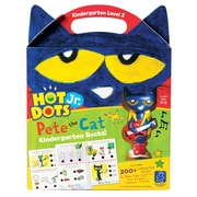 Educational Insights Hot Dots® Jr. Pete The Cat® Kindergarten Rocks 2454