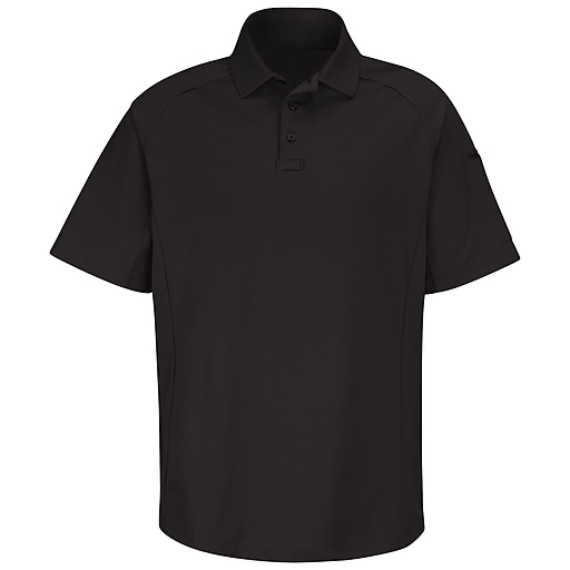Horace Small Men's Special Ops Polo Shirt SS x M, Black