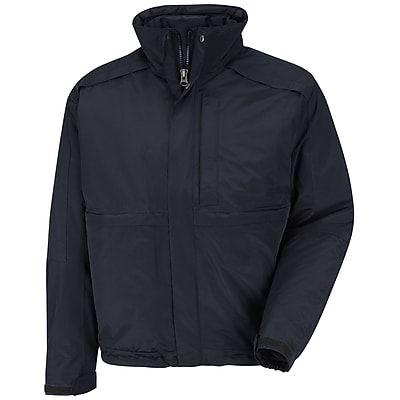 Horace Small Men's 3-N-1 Jacket RG x 5XL, Midnight