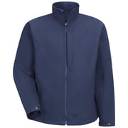 Red Kap  Men's Soft Shell Jacket RG x S, Navy