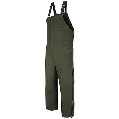 Horace Small Insulated Bib Overall LN x M, Earth green