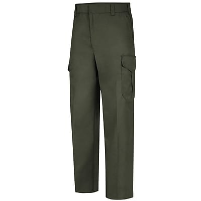 Horace Small Men's Cargo Trouser 33L x 39U, Earth green