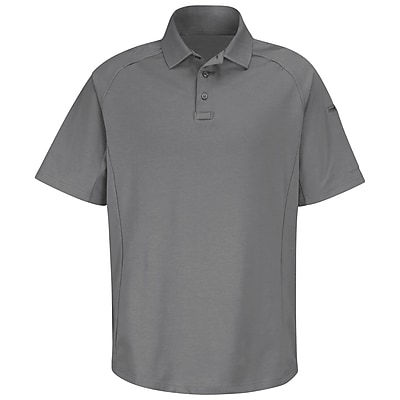 Horace Small Men's Special Ops Polo Shirt SS x XXL, Grey