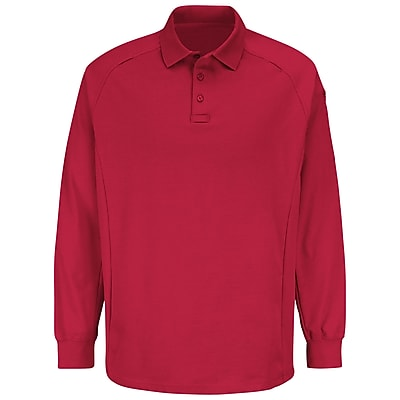 Horace Small Men's Special Ops Polo Shirt RG x 4XL, Red