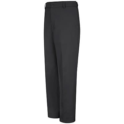 Red Kap Men's Dura-Kap Industrial Pant 36 x 37U, Black
