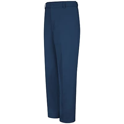 Red Kap Men's Dura-Kap Industrial Pant 34 x 37U, Navy