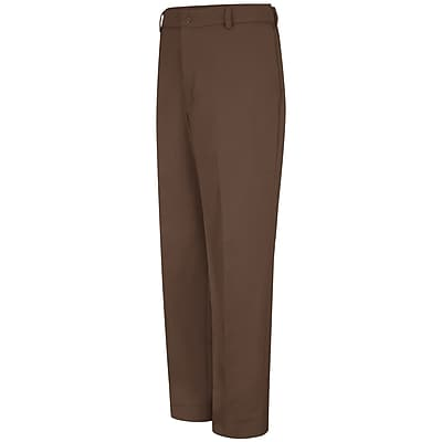 Red Kap Men's Dura-Kap Industrial Pant 38 x 30, Brown