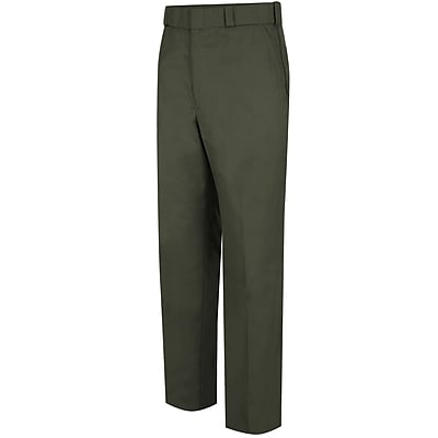 Horace Small Men's Twill Field Trouser 42L x 39U, Earth green