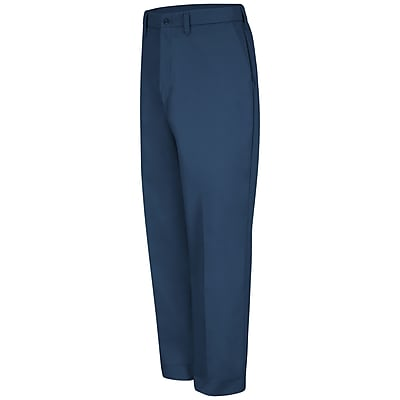Red Kap Men's Red-E-Prest Work Pant 40 x 33, Navy