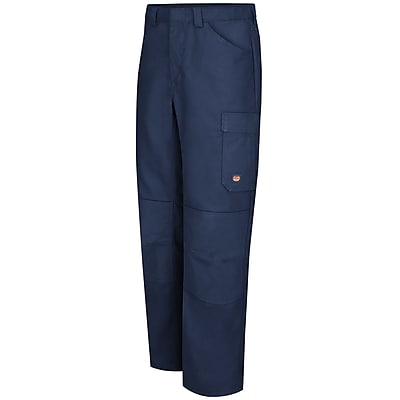 Red Kap Men's Shop Pant 40 x 37U, Navy
