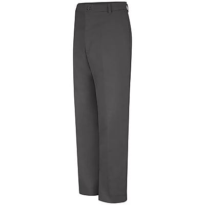 Red Kap Men's Cell Phone Pocket Pant 46 x 37U, Charcoal