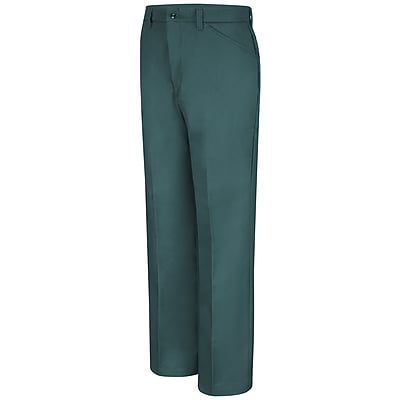 Red Kap Men's Jean-Cut Pant 38 x 37U, Spruce green