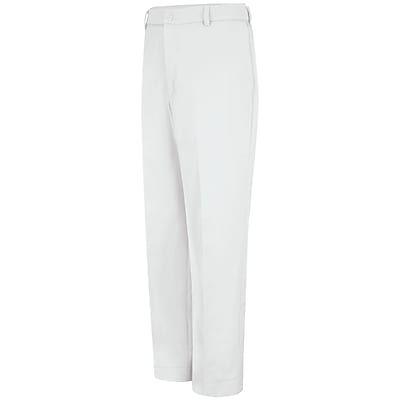 Red Kap Men's Dura-Kap Industrial Pant 42 x 36U, White