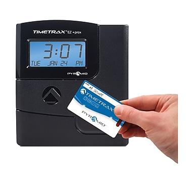 Pyramid™ 42454 TimeTrax Proximity Badges, 15 pk