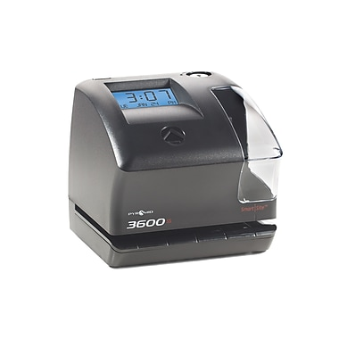 Pyramid™ 3600SS SmartSite™ Time Clock & Document Stamp