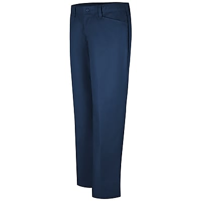 Red Kap Women's Work NMotion Pant 20 x 34U, Navy
