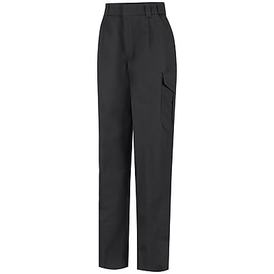 Horace Small Women's New Dimension Plus 6-Pocket Cargo Trouser 24R x 36U, Black
