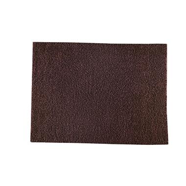 Hokku Designs Shanghai Mix Brown Contemporary Rug; Rectangle 6'6'' x 9'9''