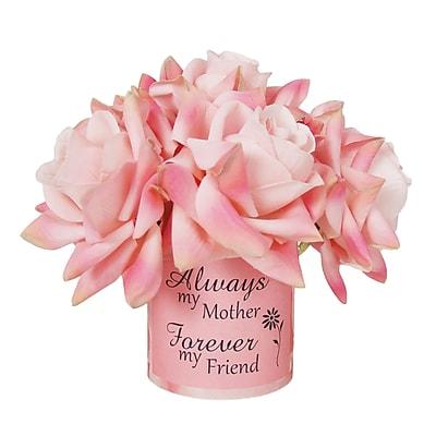 Creative Displays, Inc. Mother's Day Plush Rose