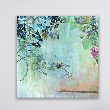 Marmont HIll 'Friday Venus' by Tracy Silva Barbosa Painting Print on Wrapped Canvas; 32'' H x 32'' W