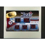 Team Sports America NHL Scoreboard Desk Clocks; Montreal Canadiens