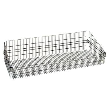 Quantum Mobile Post 80'' Five Shelf Shelving Units
