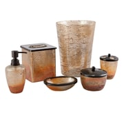 Paradigm Trends Lava 6-Piece Bathroom Accessory Set