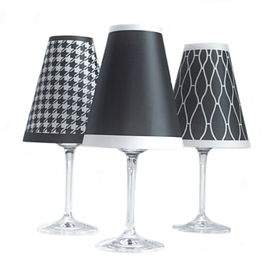 di Potter Classic 4.5'' Paper Empire Candelabra Shade (Set of 6)
