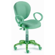 New Spec Clarine Desk chair; Apple Green