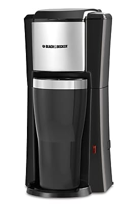 Black + Decker Single Serve Coffee Maker WYF078277405994