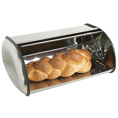 Sweet Home Collection Sleek Bread Box