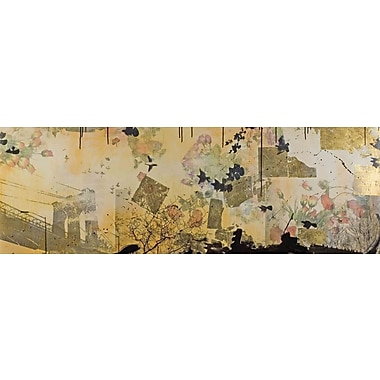 Marmont HIll 'Etched In Stone' by Tracy Silva Barbosa Painting Print on Wrapped Canvas
