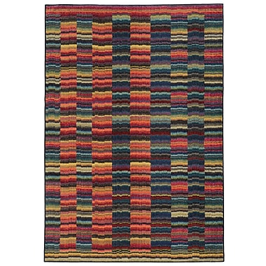 Pantone Universe Expressions Abstract Area Rug; Rectangle 9'9'' x 12'2''