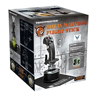 Thrustmaster Hotas Warthog Flight Stick for PC,, English