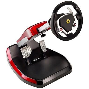 Thrustmaster Racing Wheel Ferrari GT Cockpit F430 Scuderia Edition for PS3, English