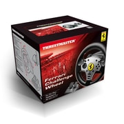Thrustmaster Ferrari Challenge Racing Wheel for PS3/PC, English