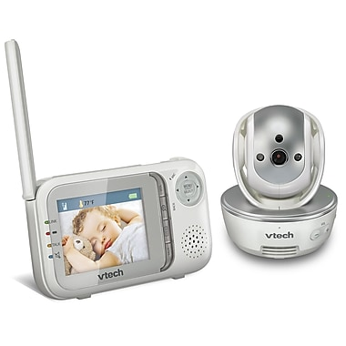 Vtech VM333 Safe&Sound® Pan & Tilt Full Colour Video Monitor
