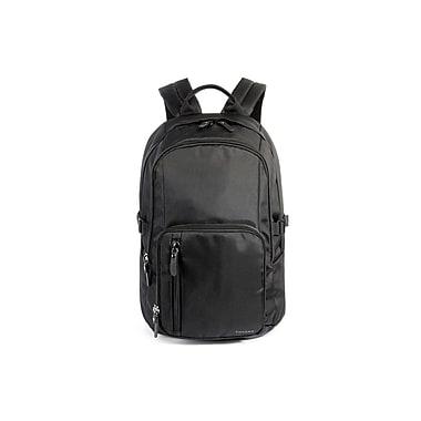 Tucano – Sac à dos professionnel BKCEB15 pour ordinateurs portatifs et Ultrabook, 15,6 po, noir