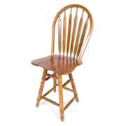 AW Furniture 24'' Swivel Bar Stool