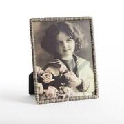 Saro Jeweled Photo Picture Frame; 8'' x 10''