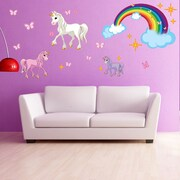 Style and Apply Unicorn Wall Decal