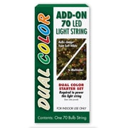 National Tree Co. 70 Bulb Dual Boxed Low Voltage LED Add On Light Set