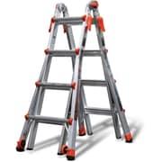 Little Giant Ladder 15 ft Aluminum Velocity Multi Position Ladder by