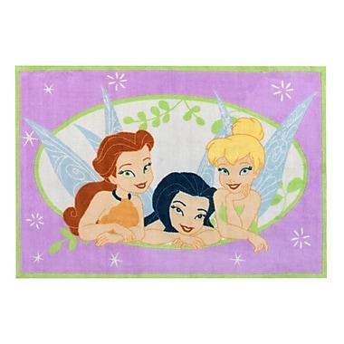G.A. Gertmenian & Sons Three Fairies Area Rug