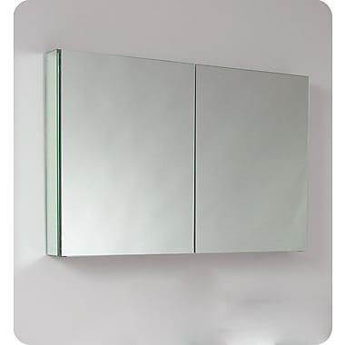 Fresca 39.5'' x 26.13'' Surface Mount or Recessed Medicine Cabinet