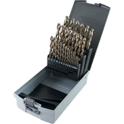 "Gray Tools 29 Piece SAE Colbalt, High-Speed Steel Drill Bit Set, 1/16""-1/2"""