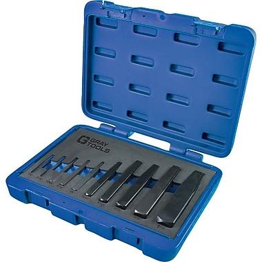 Gray Tools – Jeu d'extracteurs de vis de 10 pièces droites