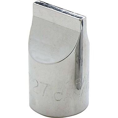 Gray Tools – Douille à tige d'entraînement, 3/8 po, fini chromé, taille de l'embout 113 x 11/16 po