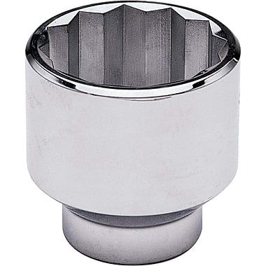 Gray Tools – Douille standard chromée à prise de 1 13/16 x 1 (po), 12 pans